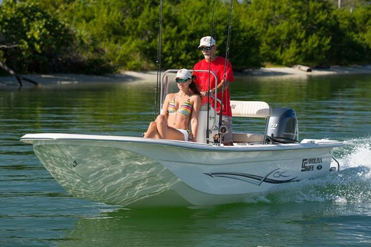 2019 Carolina Skiff 20 JVX CC in Lake City, Florida - Photo 2