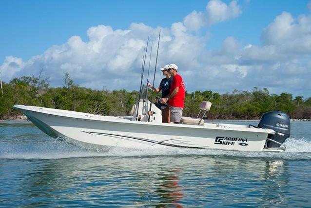 2019 Carolina Skiff 20 JVX CC in Lake City, Florida - Photo 4