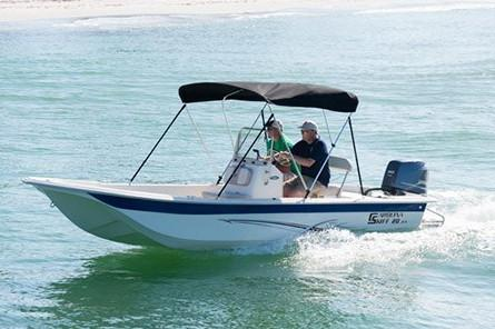 2019 Carolina Skiff 20 JVX CC in Oceanside, New York - Photo 5