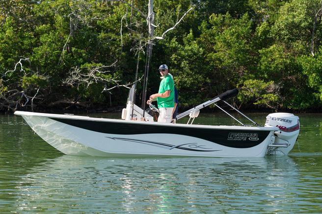 2019 Carolina Skiff 238 DLV in Lake City, Florida - Photo 2
