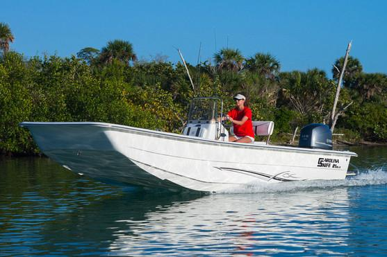 2019 Carolina Skiff 2390 DLX EW in Lake City, Florida - Photo 3