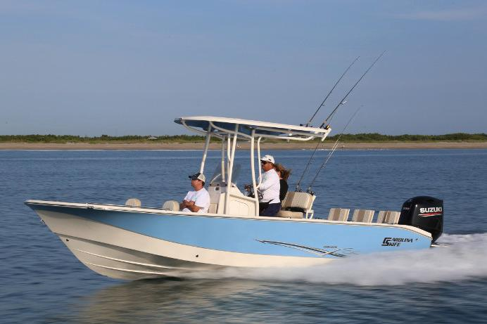 2019 Carolina Skiff 24 Ultra Elite in Oceanside, New York - Photo 4
