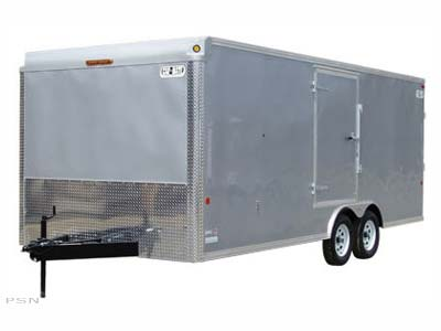 2008 Car Mate Trailers 18 ft. Custom Car Hauler in Brockway, Pennsylvania