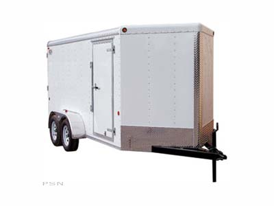 2008 Car Mate Trailers 600-HD Series in Brockway, Pennsylvania