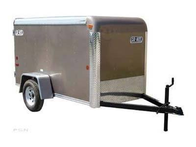 2008 Car Mate Trailers CM406CC-HD in Brockway, Pennsylvania