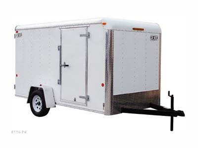 2008 Car Mate Trailers CM612CC in Brockway, Pennsylvania