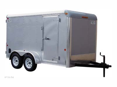 2008 Car Mate Trailers CM614CC-HD in Brockway, Pennsylvania
