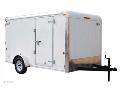 2008 Car Mate Trailers CM714CC in Brockway, Pennsylvania