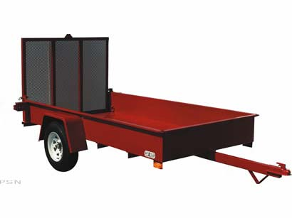 2008 Car Mate Trailers SST 5 x 10 Tilt in Saint Marys, Pennsylvania