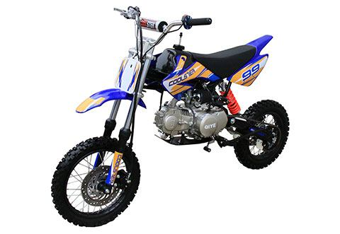 2019 Coolster XR-125-Semi-Automatic in Tulsa, Oklahoma - Photo 3