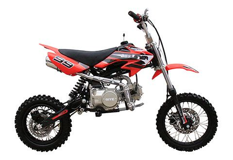 2019 Coolster XR-125-Semi-Automatic in Howard Lake, Minnesota