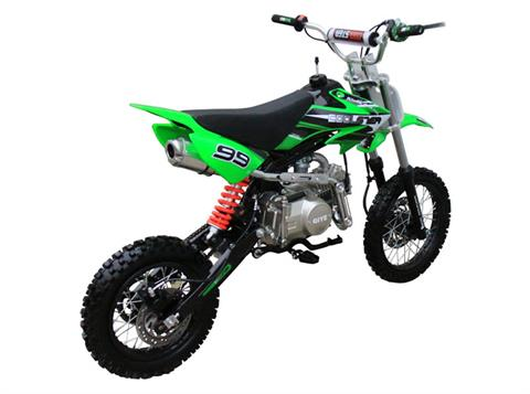 2021 Coolster XR-125 Semi-Automatic in Knoxville, Tennessee - Photo 6