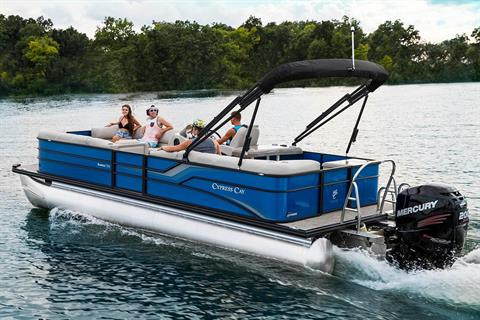 2017 Cypress Cay Seabreeze 252 in Manitou Beach, Michigan