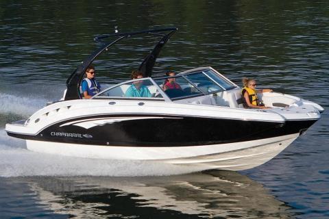 2015 Chaparral 224 Sunesta in Round Lake, Illinois