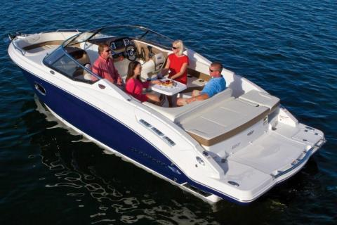 2015 Chaparral 257 SSX SE in Round Lake, Illinois