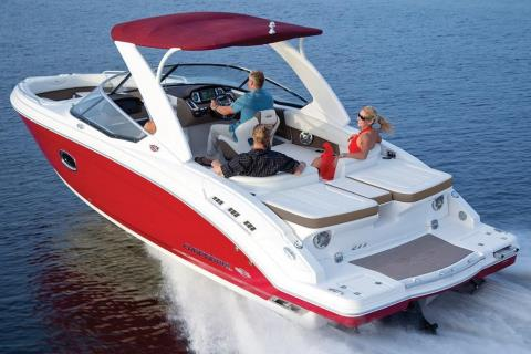 2015 Chaparral 277 SSX in Round Lake, Illinois