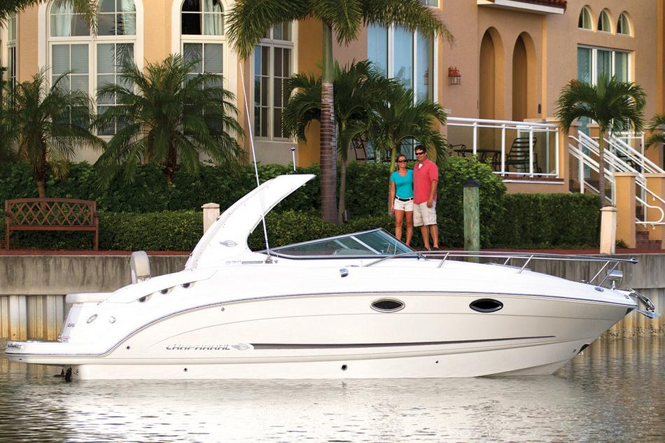 2015 Chaparral 270 Signature in Round Lake, Illinois