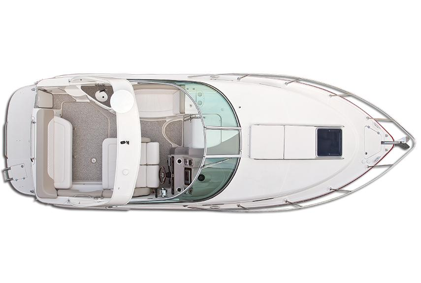 2015 Chaparral 290 Signature in Round Lake, Illinois