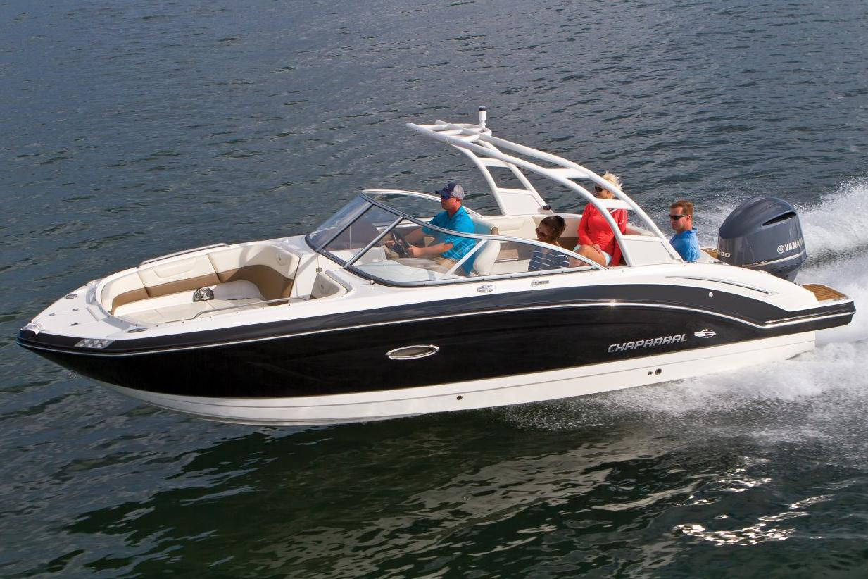 2015 Chaparral 250 Suncoast in Round Lake, Illinois