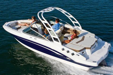 2016 Chaparral 216 SSi in Round Lake, Illinois