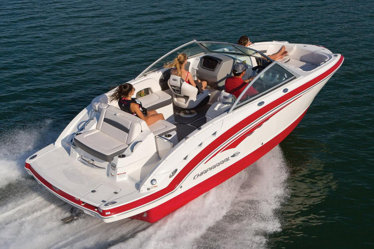 2016 Chaparral 224 Sunesta in Round Lake, Illinois
