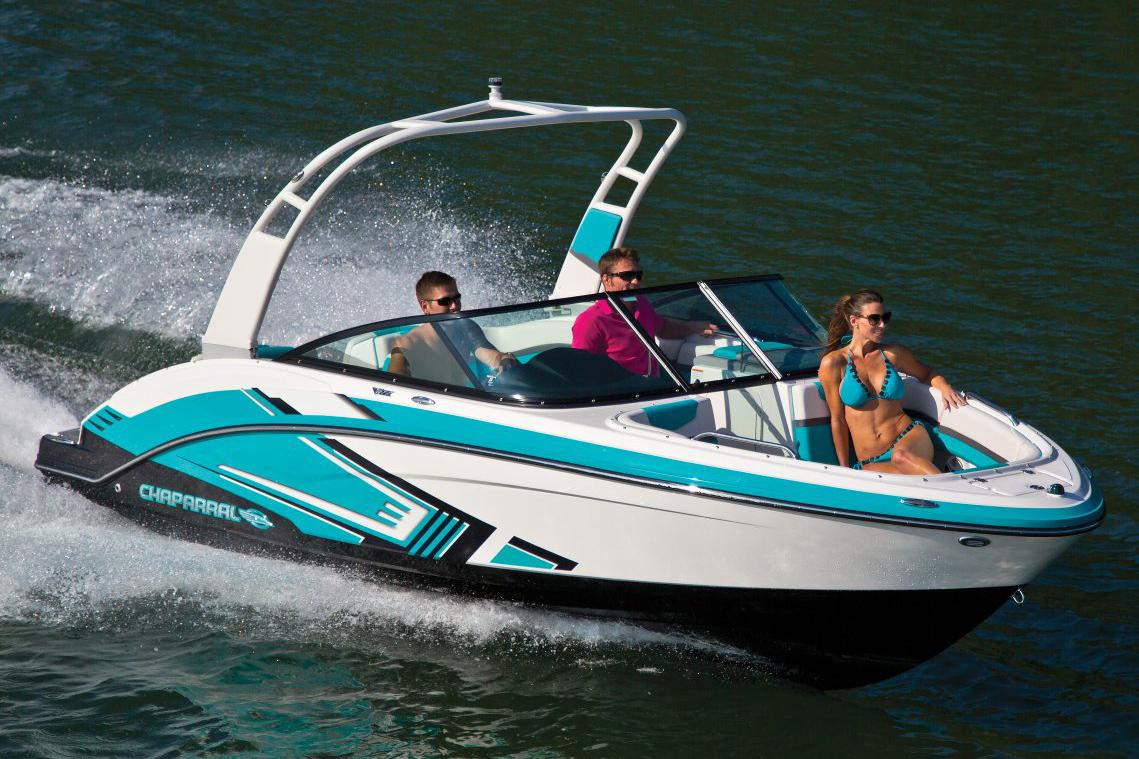 2016 Chaparral 203 Vortex VRX in Round Lake, Illinois