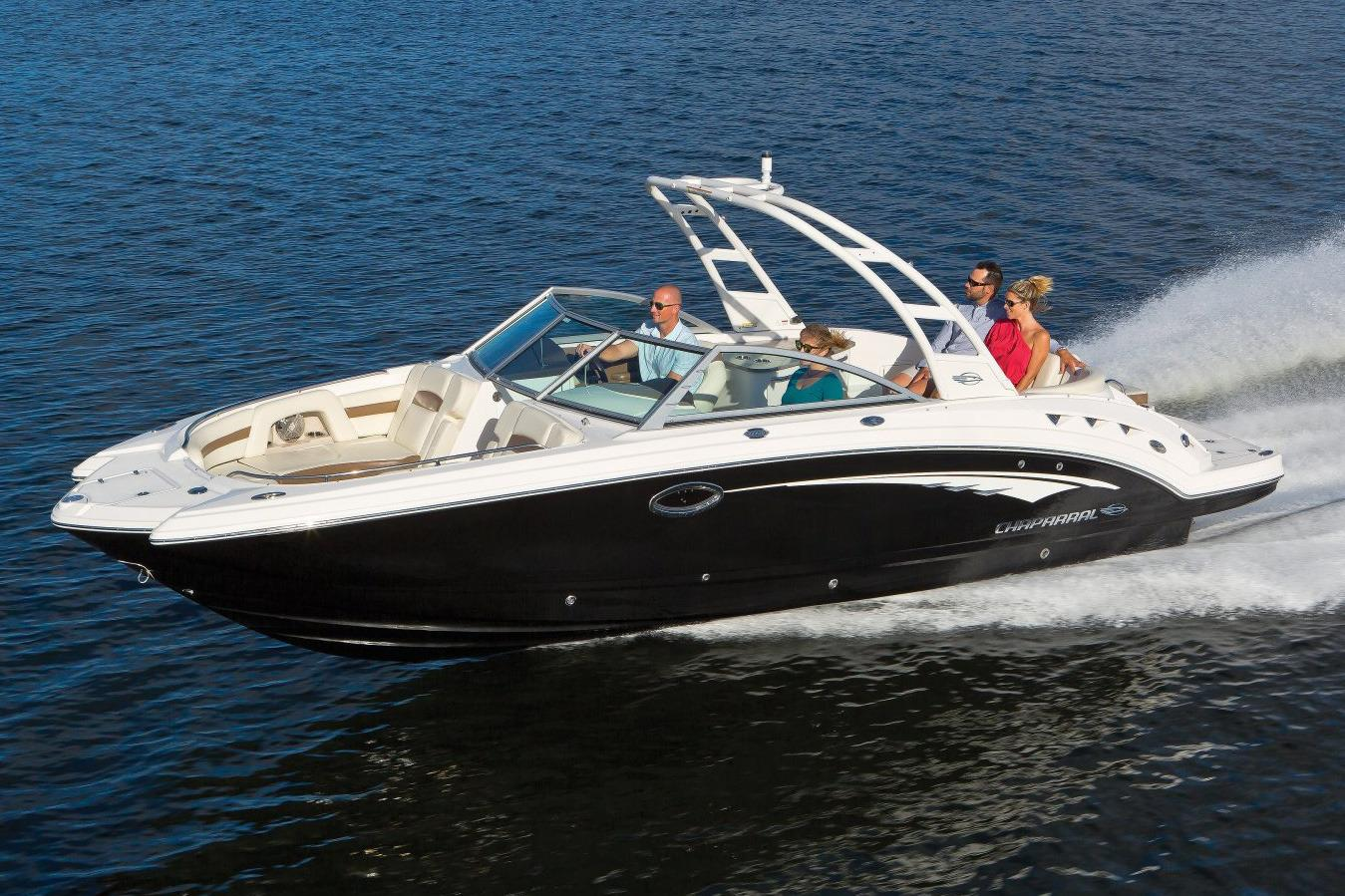 2017 Chaparral 264 Sunesta in Round Lake, Illinois