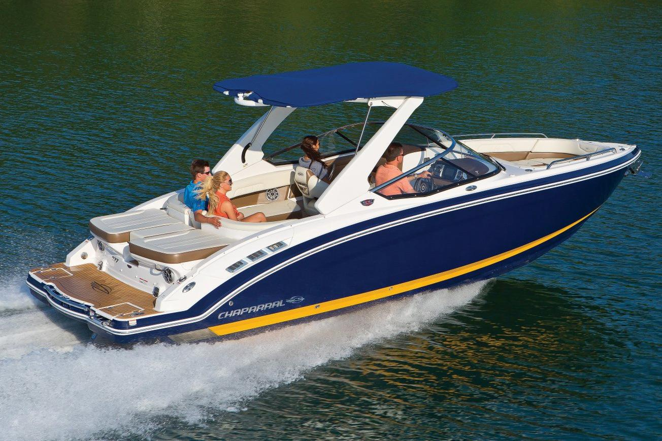 2017 Chaparral 277 SSX in Round Lake, Illinois
