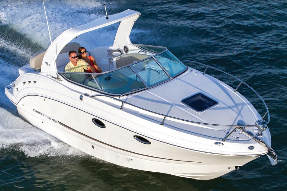 2017 Chaparral 270 Signature in Round Lake, Illinois