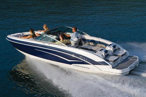 2017 Chaparral 223 Vortex VR in Round Lake, Illinois