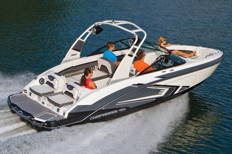 2017 Chaparral 223 Vortex VRX in Round Lake, Illinois