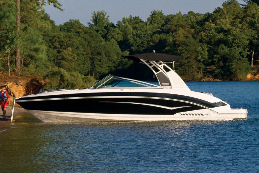 2017 Chaparral 243 Vortex VR in Round Lake, Illinois
