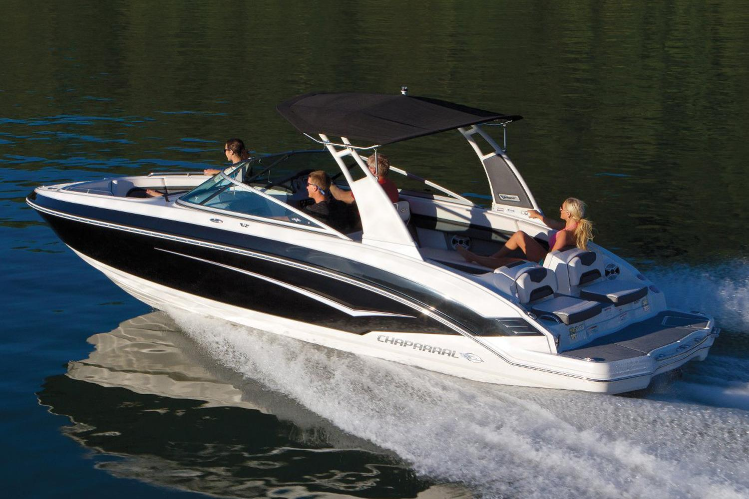 2017 Chaparral Vortex 243 VR in Round Lake, Illinois