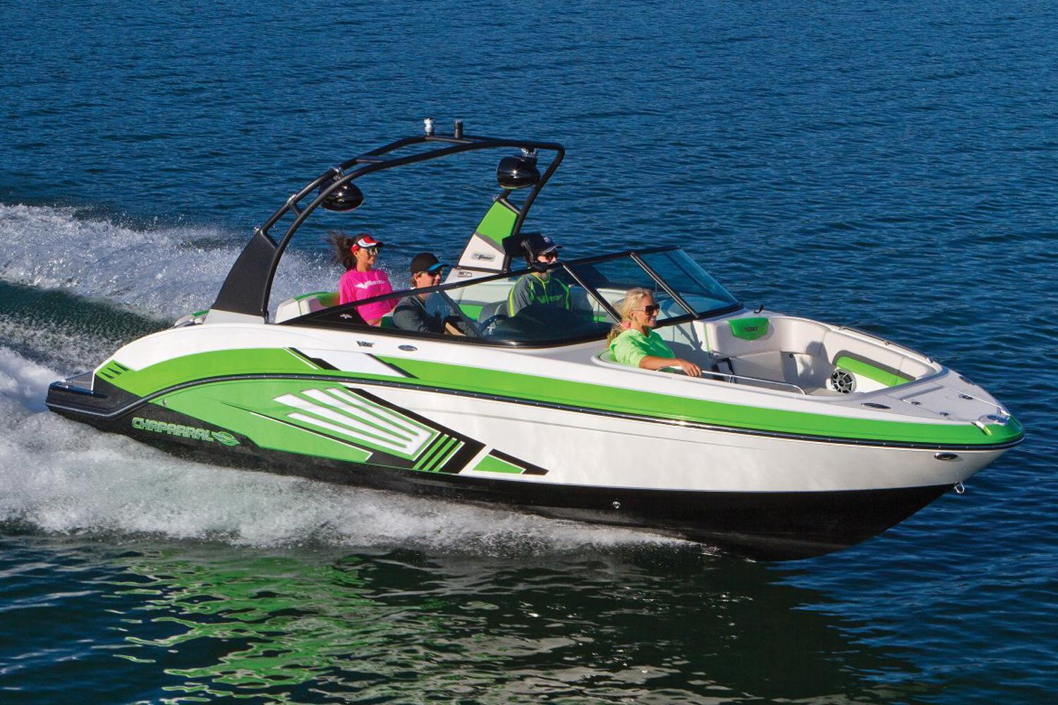 2017 Chaparral Vortex 243 VRX in Round Lake, Illinois