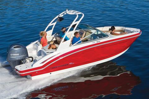 2017 Chaparral 210 Suncoast in Round Lake, Illinois
