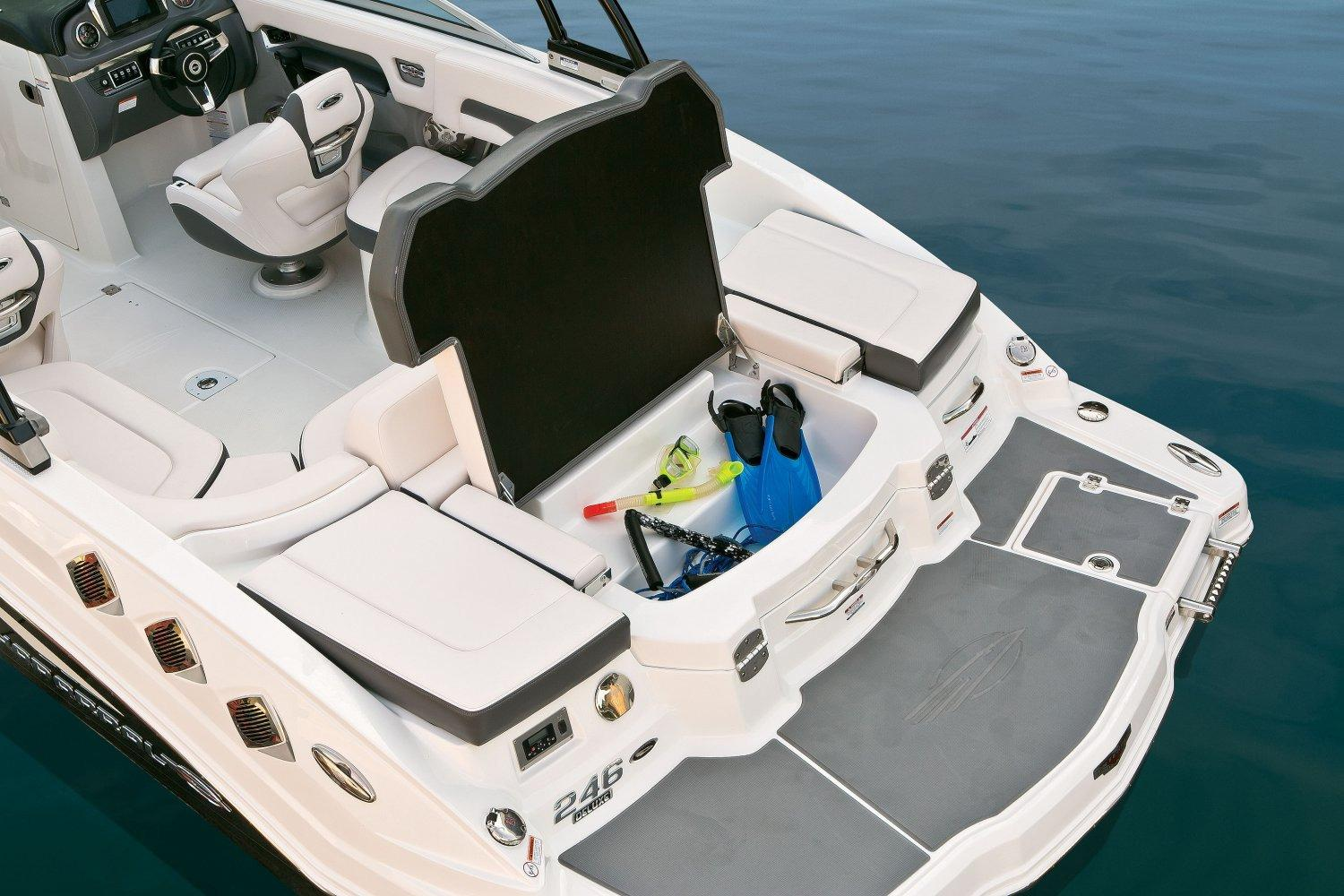 2018 Chaparral 246 SSi in Round Lake, Illinois