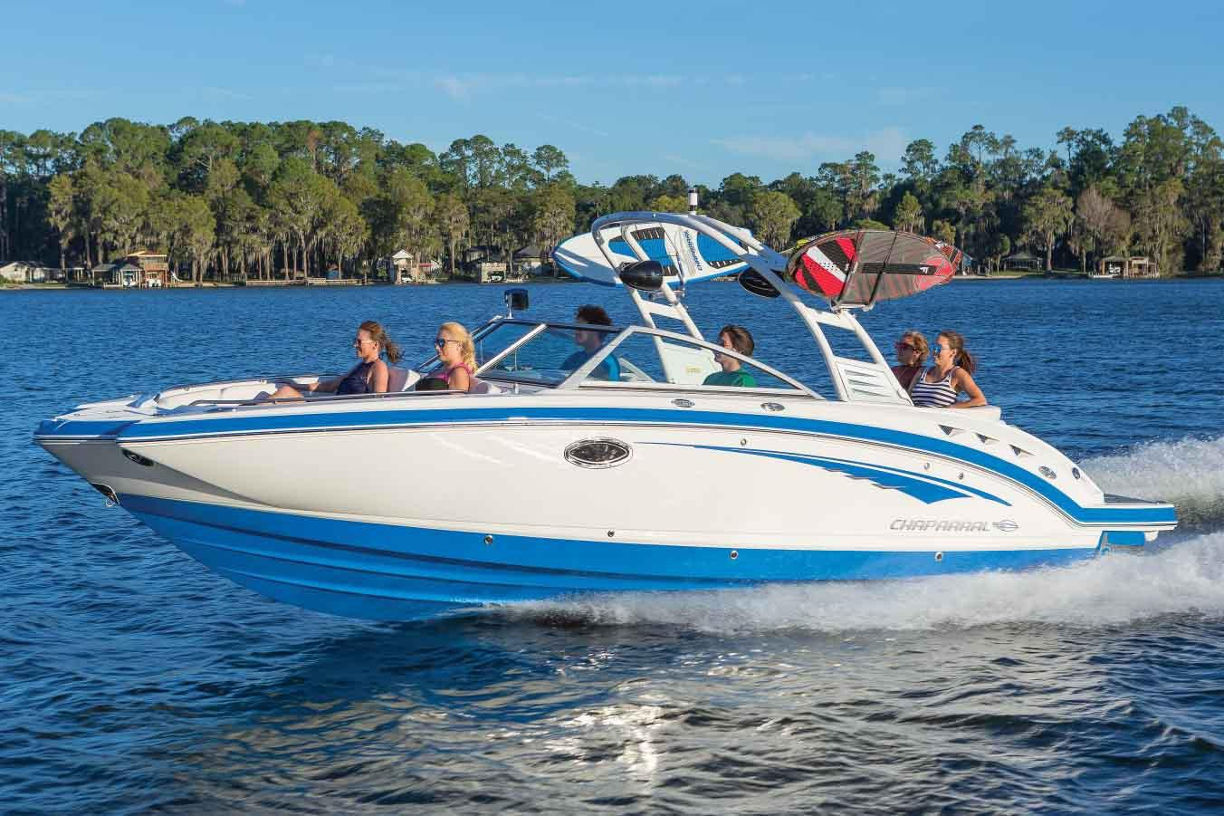 2018 Chaparral 264 Sunesta Surf in Round Lake, Illinois
