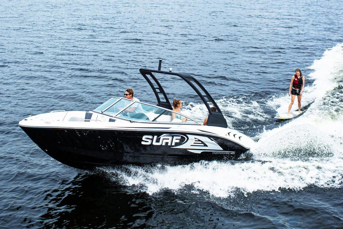 2020 Chaparral 21 SURF in Rogers, Arkansas - Photo 4