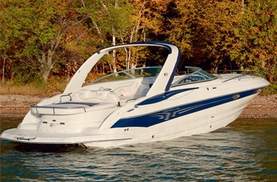 2015 Crownline 325 SCR in Willis, Texas