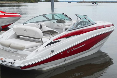2015 Crownline Eclipse E1 in Osage Beach, Missouri