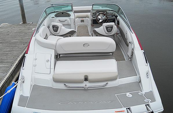 2015 Crownline Eclipse E1 in Willis, Texas