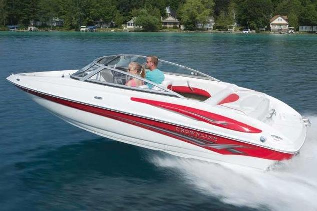 2015 Crownline 19 SS in Willis, Texas