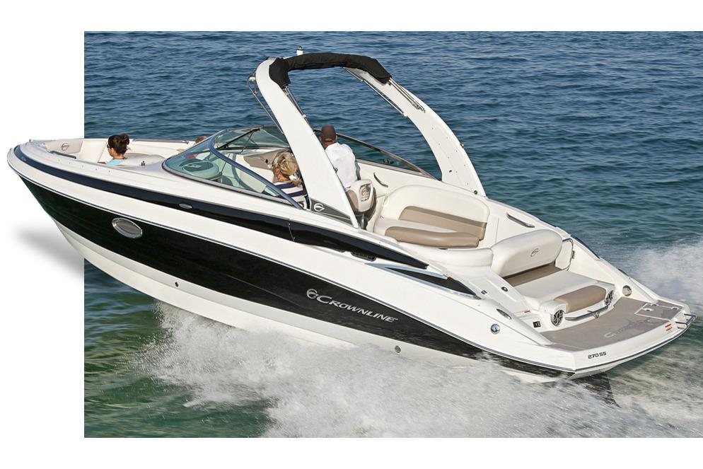 2016 Crownline 270 SS in Willis, Texas