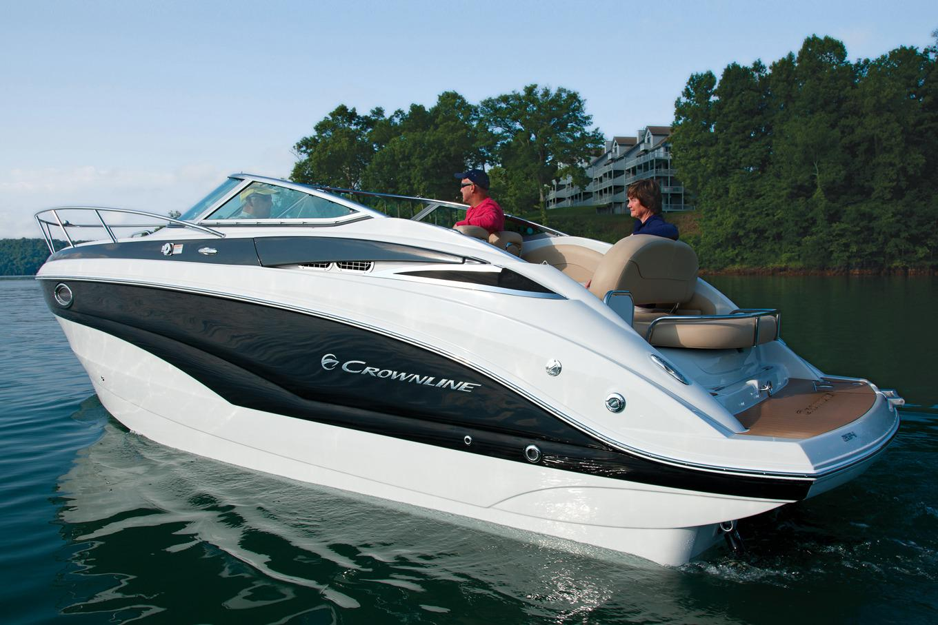 2016 Crownline 264 CR in Osage Beach, Missouri