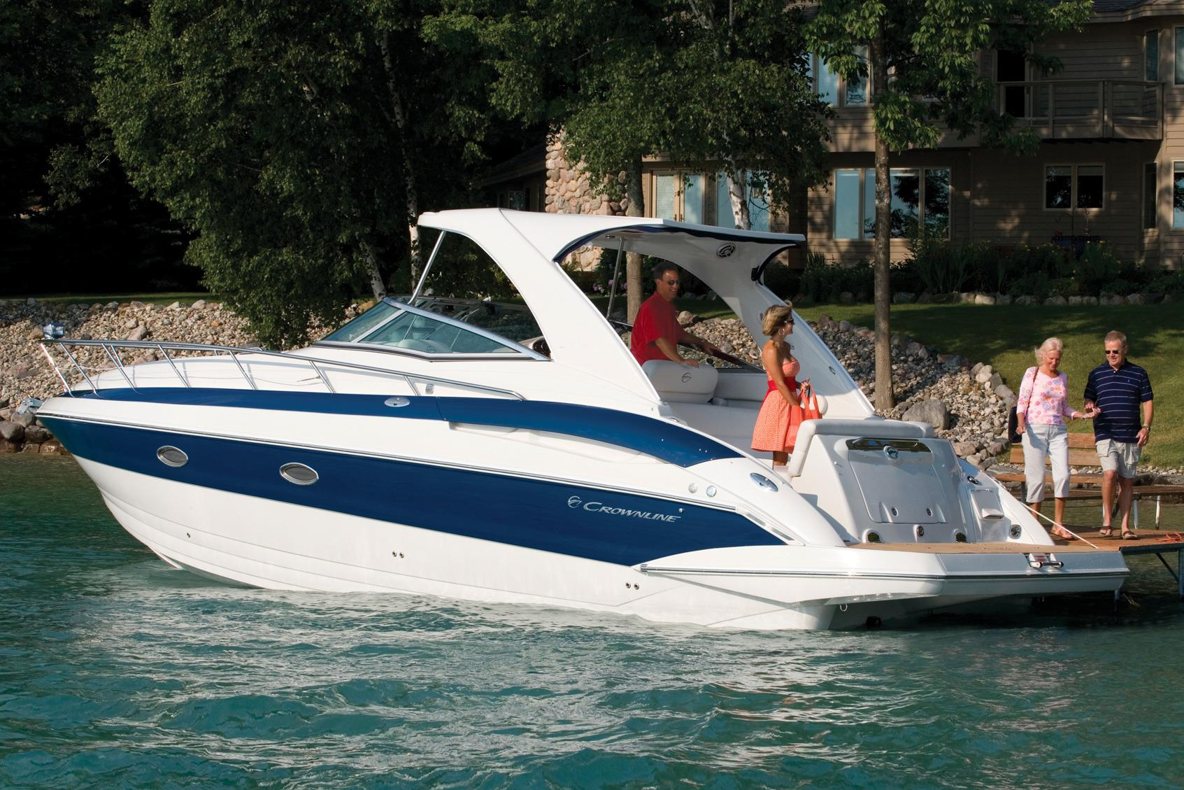 2016 Crownline 350 SY in Osage Beach, Missouri