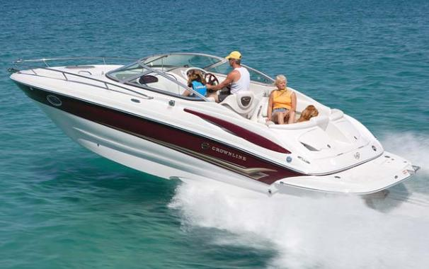 2016 Crownline 266 SC in Osage Beach, Missouri