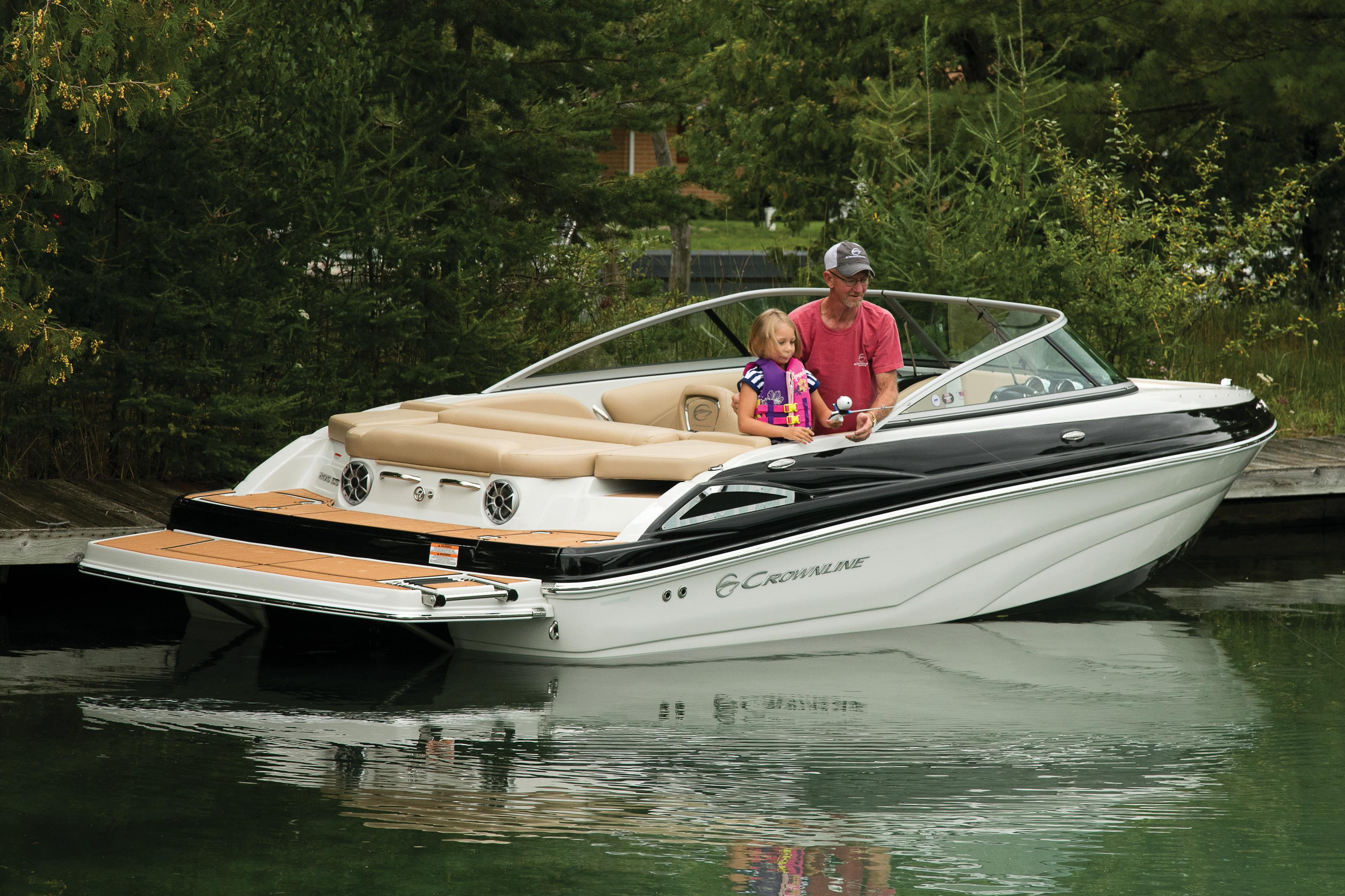 2017 Crownline 205 SS in Osage Beach, Missouri