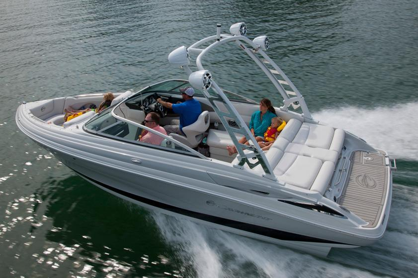 2017 Crownline 235 SS in Osage Beach, Missouri