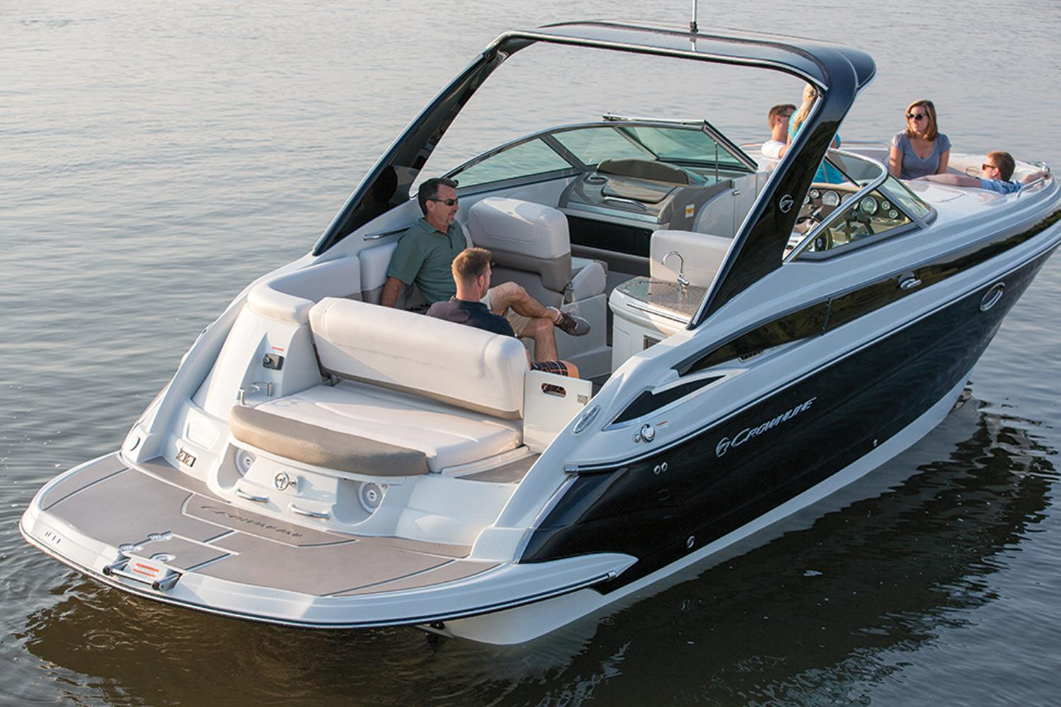 2017 Crownline 335 SS in Fort Smith, Arkansas