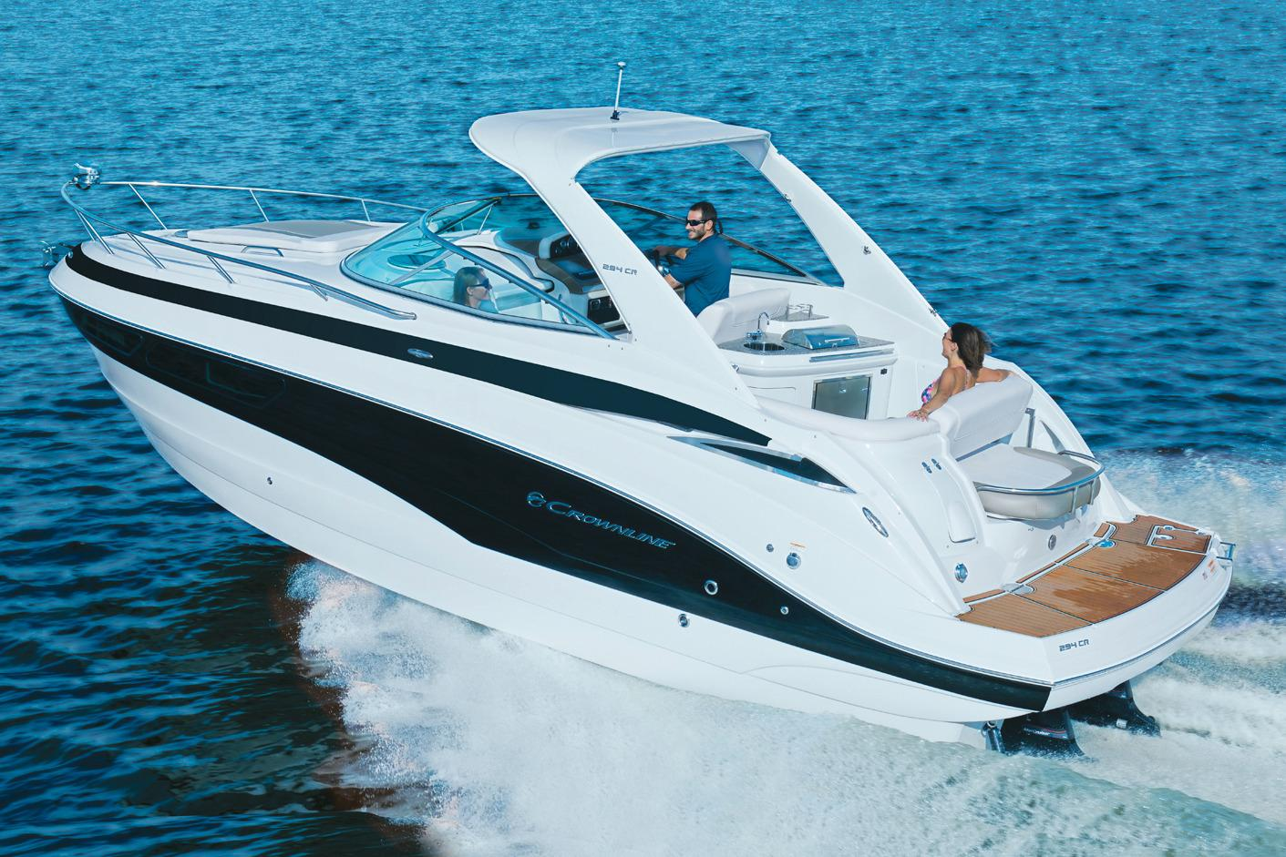 2017 Crownline 294 CR in Osage Beach, Missouri
